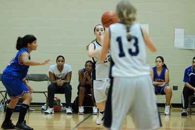 Freshman OE Girls Basketball Vs Larkin 047