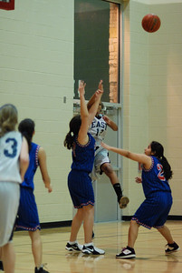Freshman OE Girls Basketball Vs Larkin 023