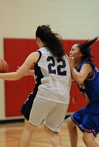 Freshman OE Girls Basketball Vs Larkin 052