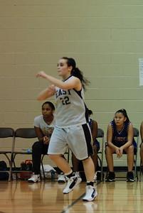 Freshman OE Girls Basketball Vs Larkin 028
