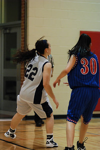 Freshman OE Girls Basketball Vs Larkin 053