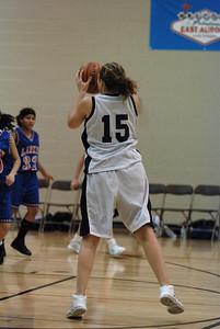 Freshman OE Girls Basketball Vs Larkin 059