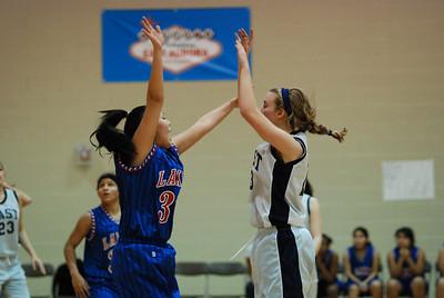 Freshman OE Girls Basketball Vs Larkin 048
