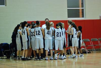 Freshman OE Girls Basketball Vs Larkin 001