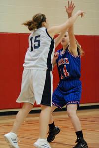 Freshman OE Girls Basketball Vs Larkin 013