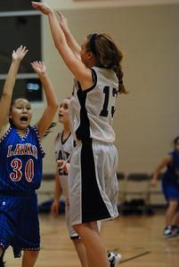 Freshman OE Girls Basketball Vs Larkin 016