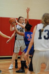 Freshman OE Girls Basketball Vs Larkin 054