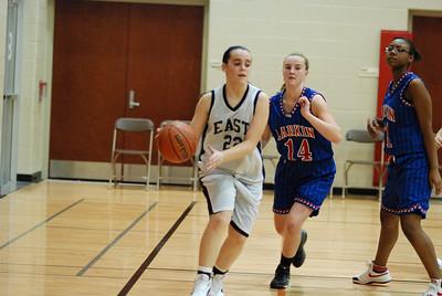 Freshman OE Girls Basketball Vs Larkin 143