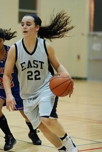 Freshman OE Girls Basketball Vs Larkin 050