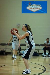 Freshman OE Girls Basketball Vs Larkin 022