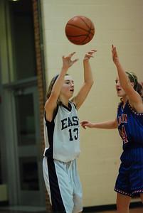 Freshman OE Girls Basketball Vs Larkin 042