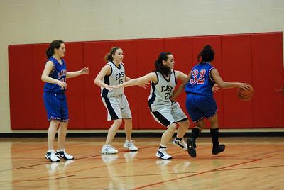 Freshman OE Girls Basketball Vs Larkin 030