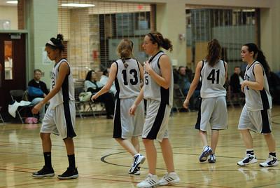 Freshman OE Girls Basketball Vs Larkin 087