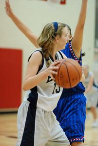 Freshman OE Girls Basketball Vs Larkin 061