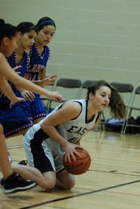 Freshman OE Girls Basketball Vs Larkin 007