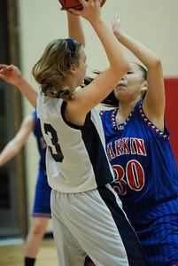 Freshman OE Girls Basketball Vs Larkin 045