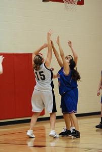 Freshman OE Girls Basketball Vs Larkin 037