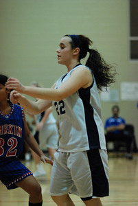 Freshman OE Girls Basketball Vs Larkin 032