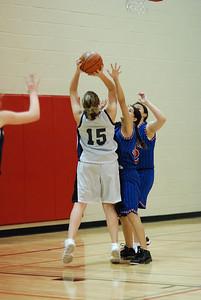 Freshman OE Girls Basketball Vs Larkin 036