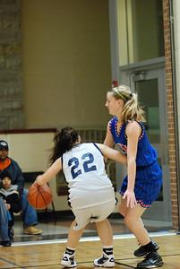 Freshman OE Girls Basketball Vs Larkin 044