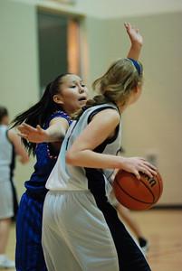 Freshman OE Girls Basketball Vs Larkin 057