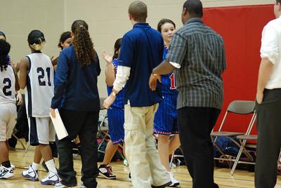 Freshman OE Girls Basketball Vs Larkin 244