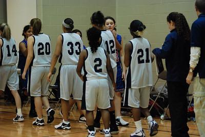 Freshman OE Girls Basketball Vs Larkin 243