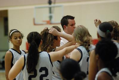 Freshman OE Girls Basketball Vs Larkin 085