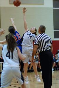 Freshman OE Girls Basketball Vs Larkin 005