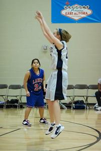 Freshman OE Girls Basketball Vs Larkin 021