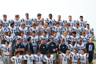 Oswego East Football Players 2010 025