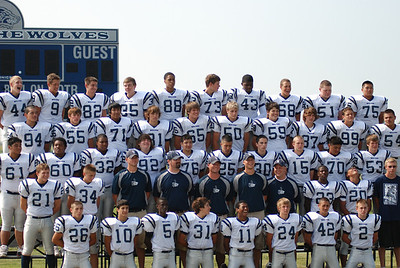 Oswego East Football Players 2010 026