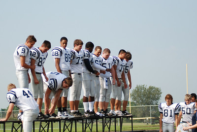 Oswego East Football Players 2010 017