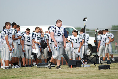 Oswego East Football Players 2010 009