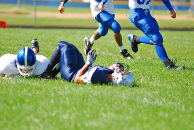 JV Oswego East Vs Larkin 014