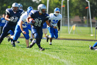 JV Oswego East Vs Larkin 012