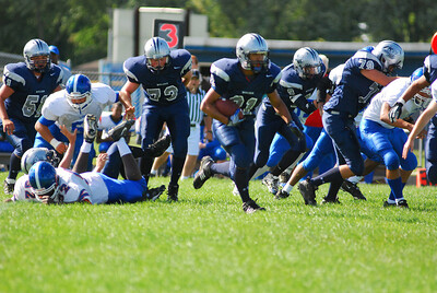 JV Oswego East Vs Larkin 011