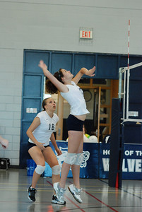Oswego East volleyball Vs plainfield East 051