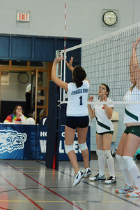 Oswego East volleyball Vs plainfield East 045