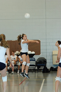 Oswego East volleyball Vs plainfield East 036