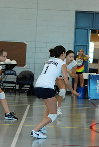 Oswego East volleyball Vs plainfield East 030