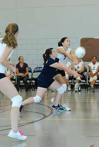 Oswego East volleyball Vs plainfield East 043