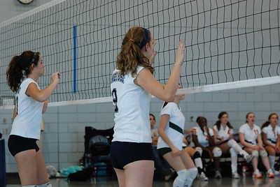 Oswego East volleyball Vs plainfield East 001