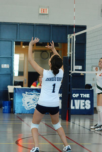 Oswego East volleyball Vs plainfield East 050