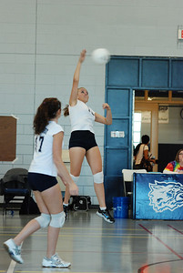 Oswego East volleyball Vs plainfield East 046
