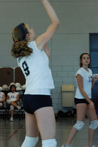Oswego East volleyball Vs plainfield East 005