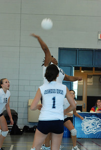 Oswego East volleyball Vs plainfield East 033