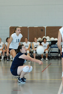 Oswego East volleyball Vs plainfield East 027