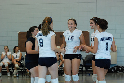 Oswego East volleyball Vs plainfield East 048