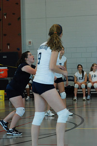 Oswego East volleyball Vs plainfield East 049